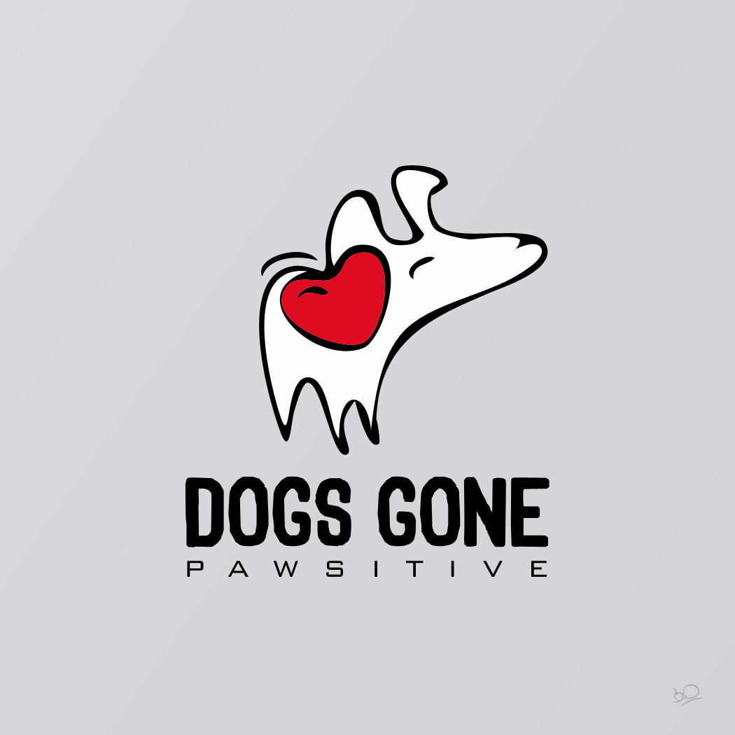 Logo Design by Oussama-Hafaiedh - Entry No. 85 in the Logo Design Contest Happy Playful Dog Logo.