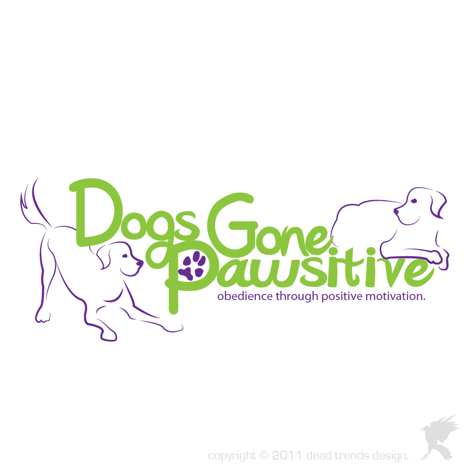 Logo Design by deadtrends - Entry No. 87 in the Logo Design Contest Happy Playful Dog Logo.