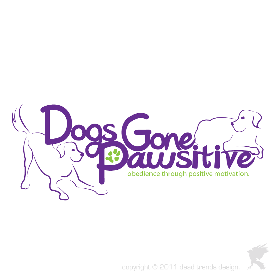 Logo Design by deadtrends - Entry No. 88 in the Logo Design Contest Happy Playful Dog Logo.