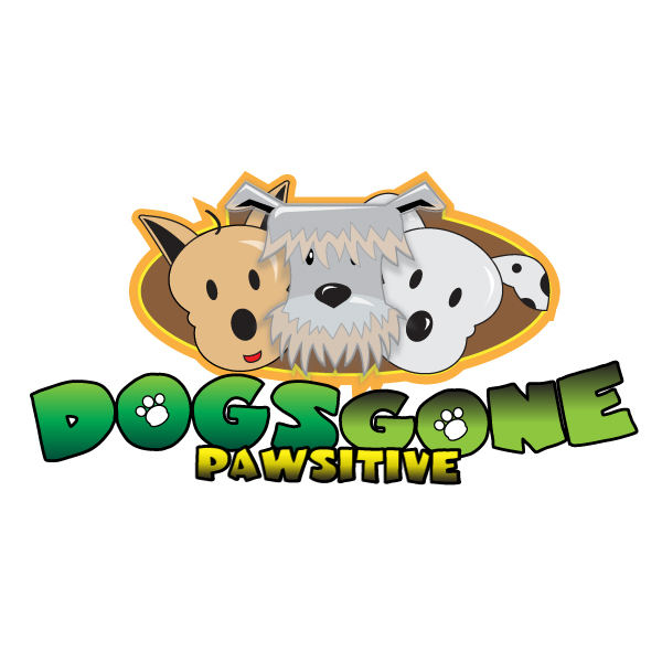 Logo Design by storm - Entry No. 90 in the Logo Design Contest Happy Playful Dog Logo.