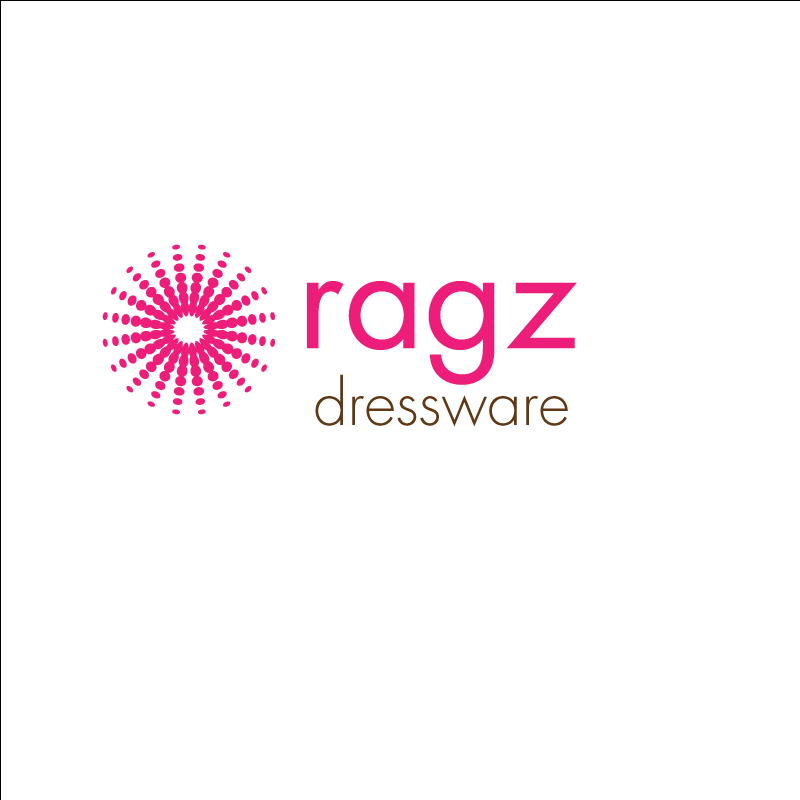 Logo Design by retrobou - Entry No. 59 in the Logo Design Contest Ragz Dressware.