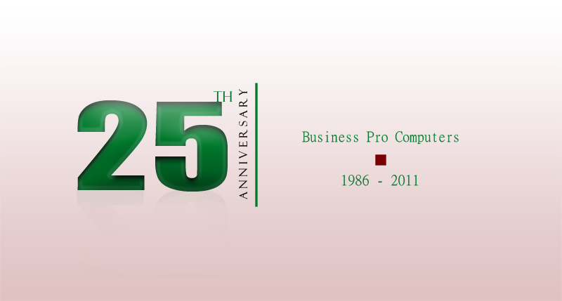 Logo Design by Mediarezstudio - Entry No. 139 in the Logo Design Contest 25th Anniversary Logo Contest.