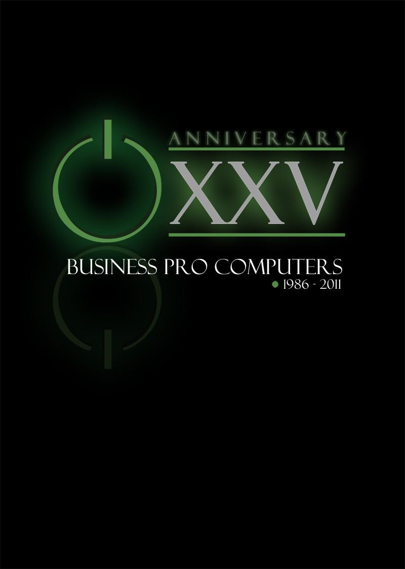 Logo Design by Mediarezstudio - Entry No. 141 in the Logo Design Contest 25th Anniversary Logo Contest.