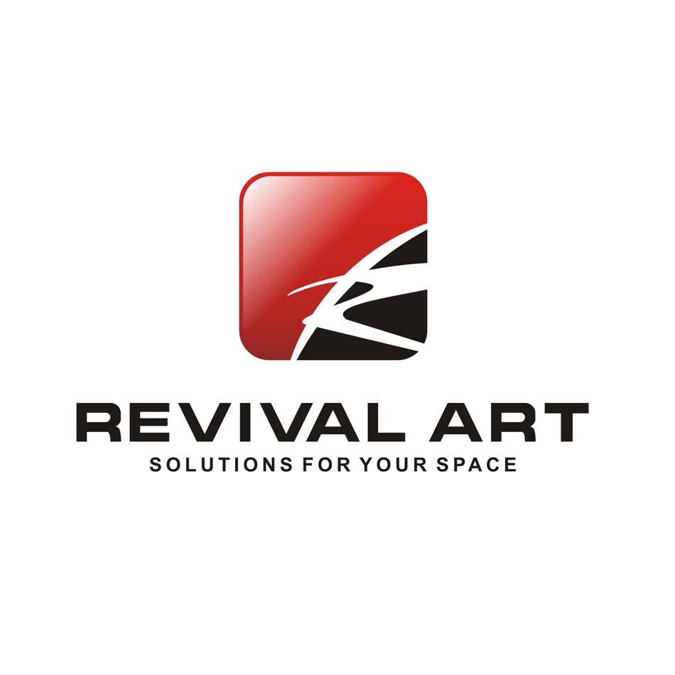 Logo Design by Heru budi Santoso - Entry No. 141 in the Logo Design Contest Revival Art.