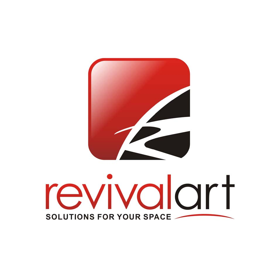 Logo Design by Heru budi Santoso - Entry No. 147 in the Logo Design Contest Revival Art.