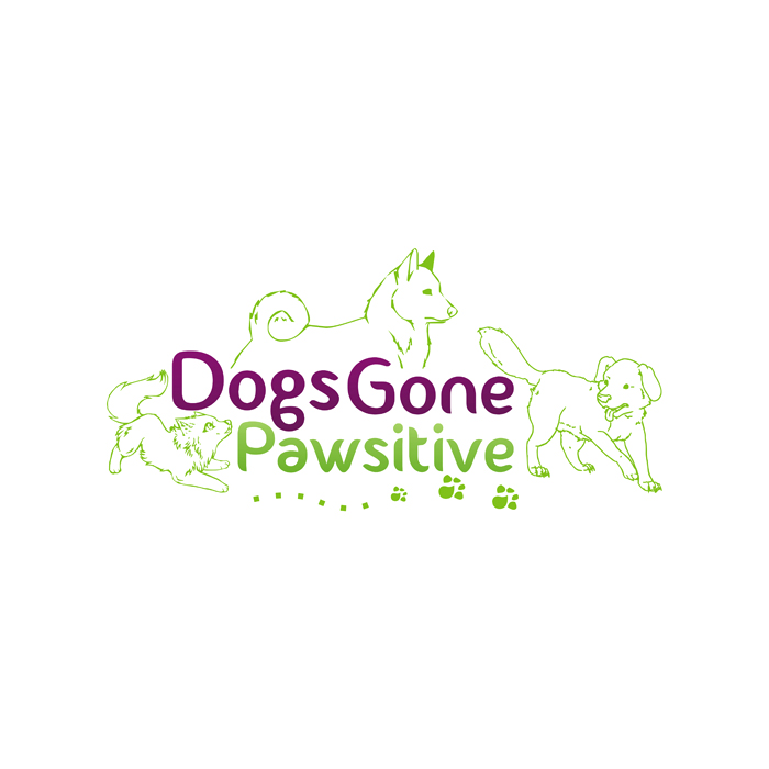 Logo Design by lestari17 - Entry No. 107 in the Logo Design Contest Happy Playful Dog Logo.