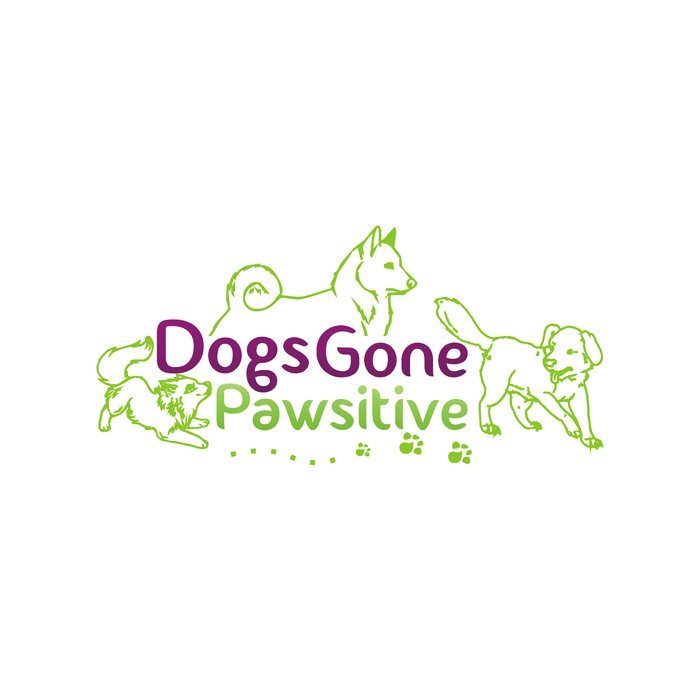 Logo Design by lestari17 - Entry No. 109 in the Logo Design Contest Happy Playful Dog Logo.