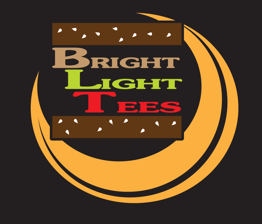 Logo Design by Sanjay - Entry No. 3 in the Logo Design Contest BLT Sandwich Logo - Bread, with stacked words as filling.
