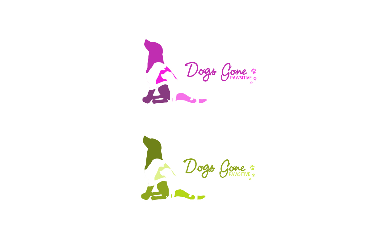 Logo Design by Private User - Entry No. 121 in the Logo Design Contest Happy Playful Dog Logo.