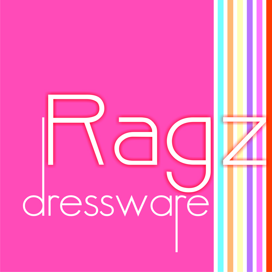 Logo Design by anees - Entry No. 76 in the Logo Design Contest Ragz Dressware.