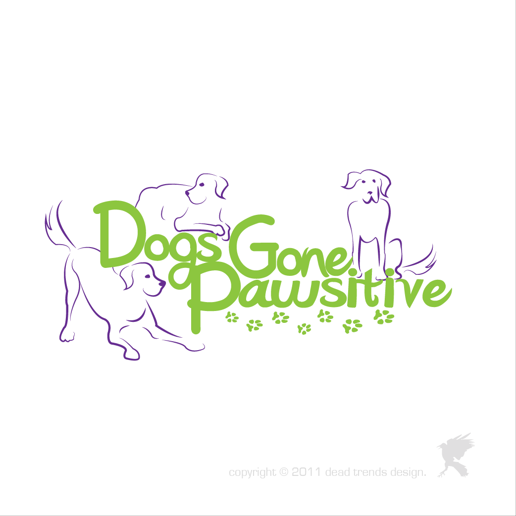 Logo Design by deadtrends - Entry No. 128 in the Logo Design Contest Happy Playful Dog Logo.
