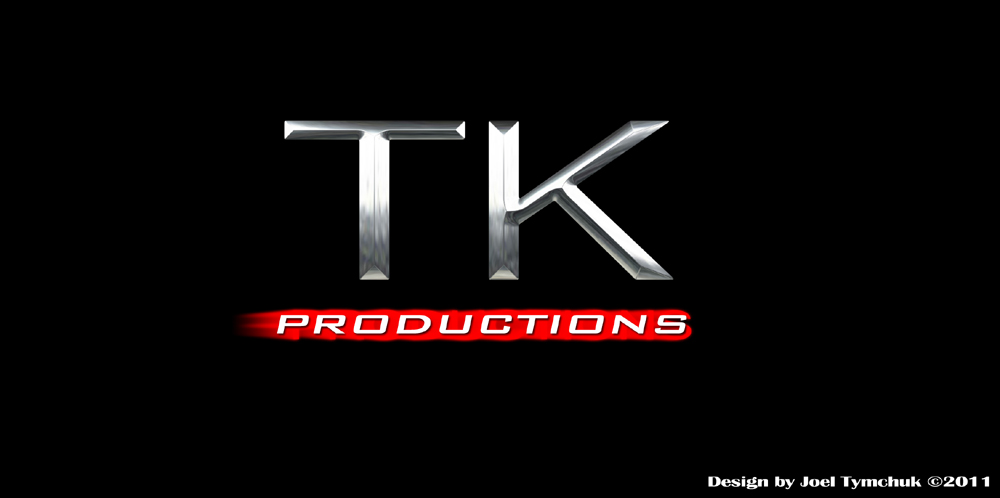Logo Design by joel_81 - Entry No. 15 in the Logo Design Contest TKProductions Logo Re-Vamp.