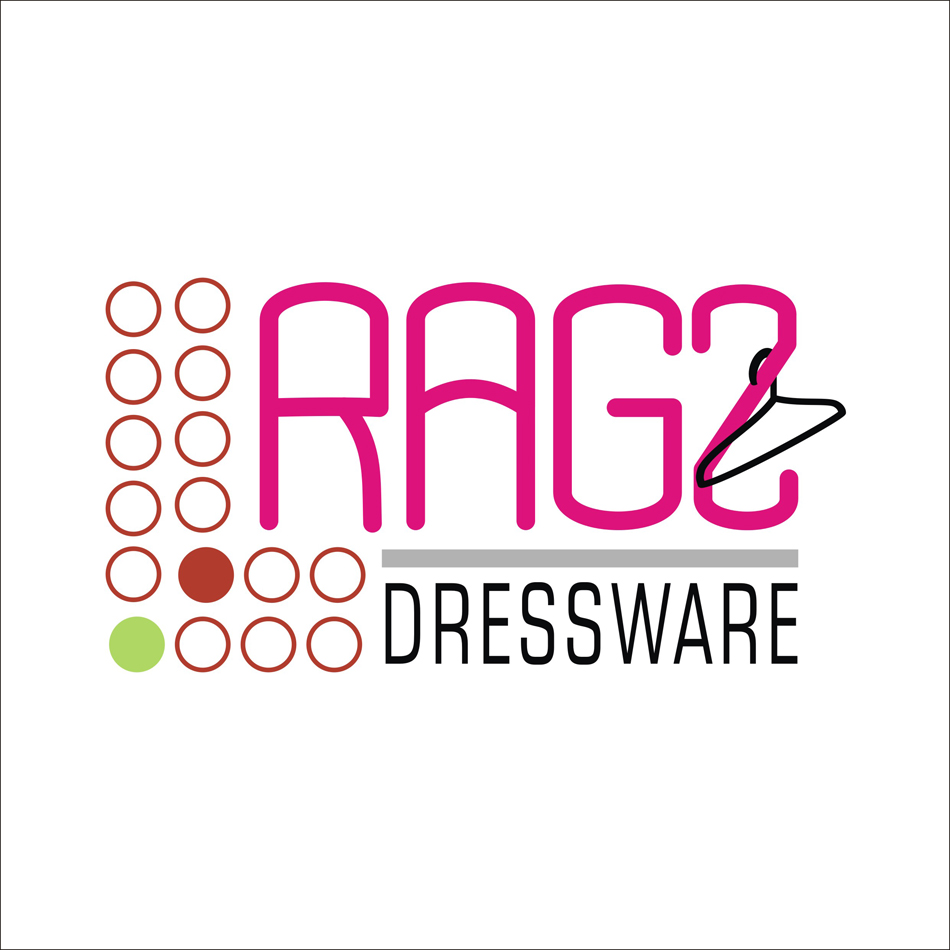 Logo Design by martinz - Entry No. 80 in the Logo Design Contest Ragz Dressware.