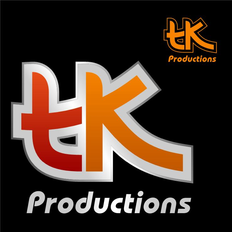 Logo Design by luvrenz - Entry No. 19 in the Logo Design Contest TKProductions Logo Re-Vamp.