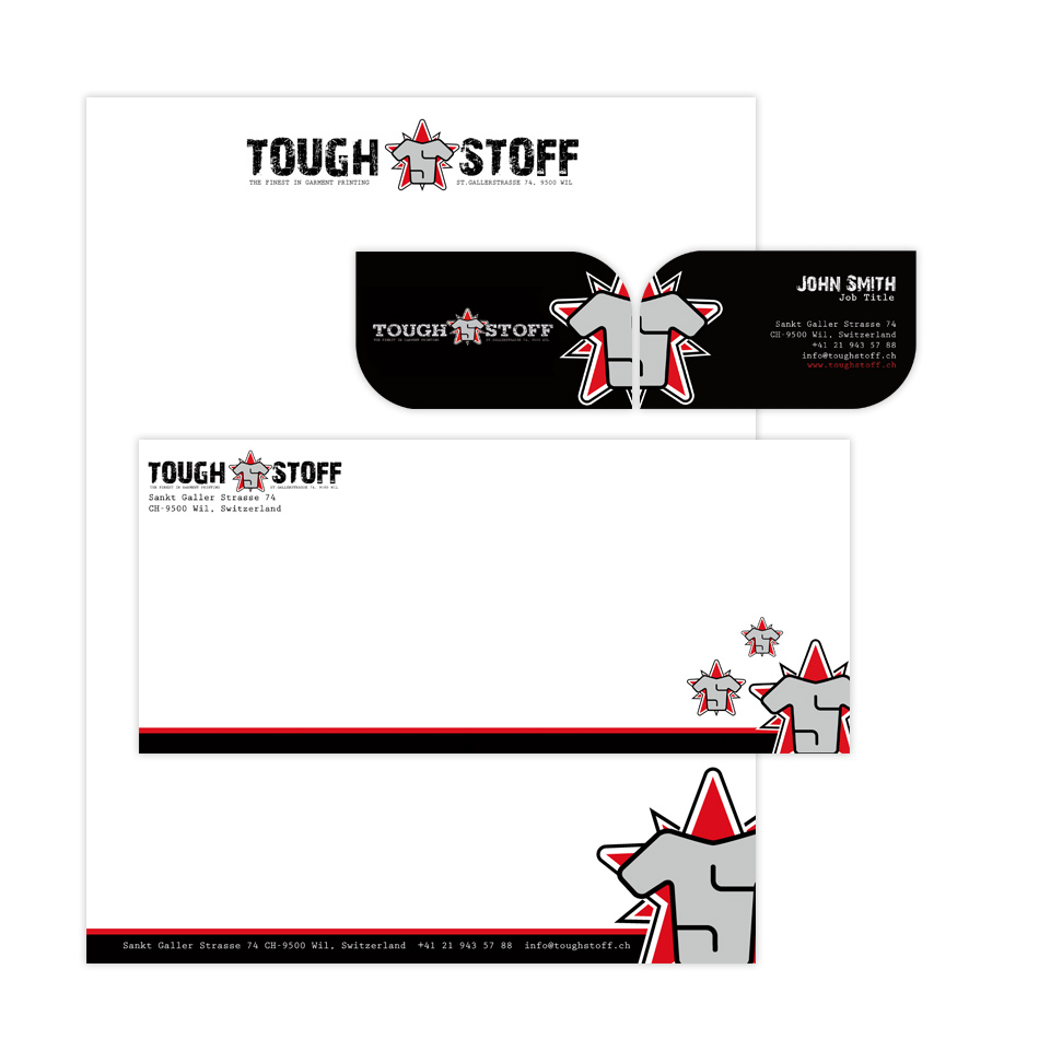 Business Card Design by keekee360 - Entry No. 17 in the Business Card Design Contest Toughstoff Stationery.