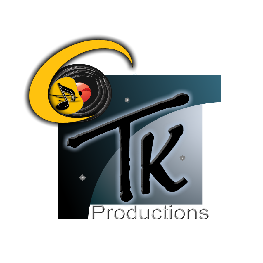 Logo Design by Chris Frederickson - Entry No. 30 in the Logo Design Contest TKProductions Logo Re-Vamp.