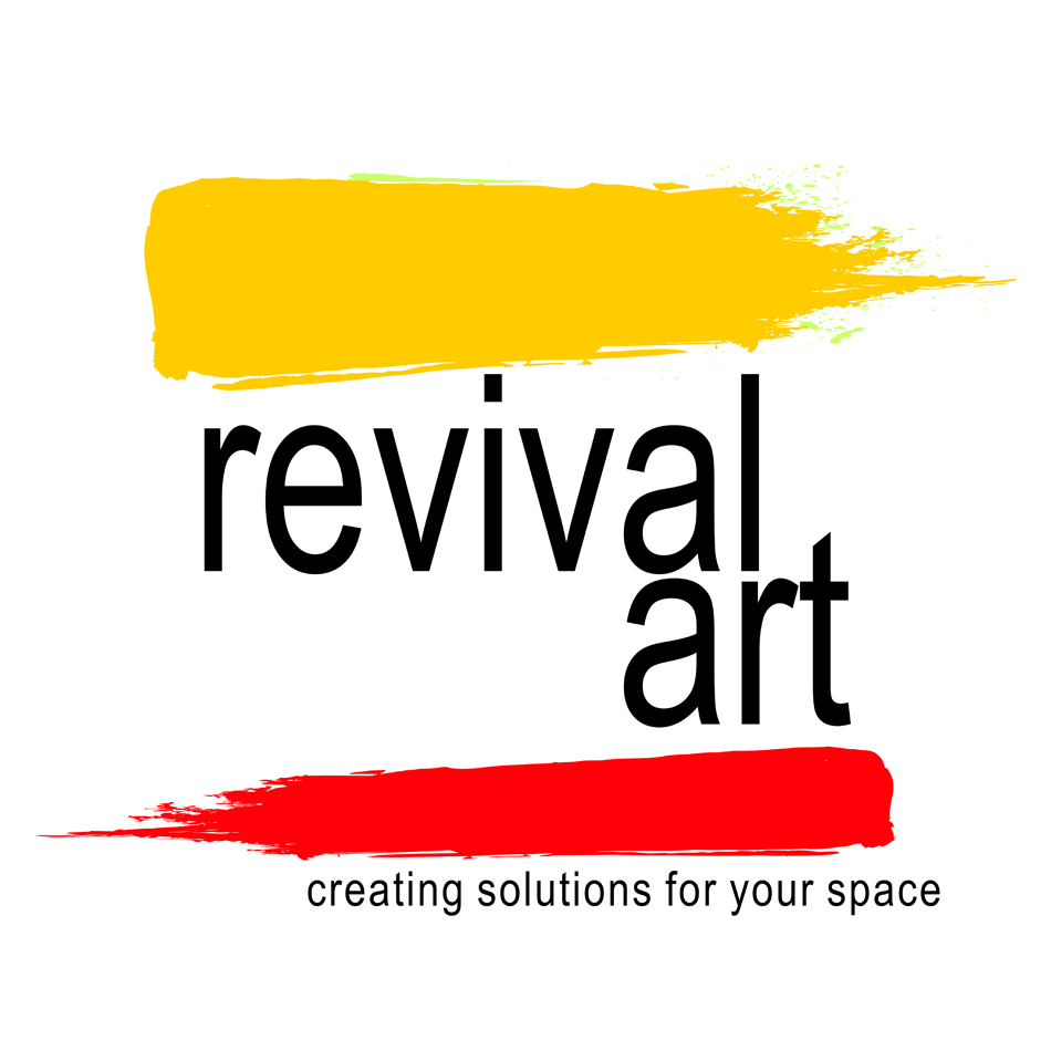 Logo Design by anees - Entry No. 151 in the Logo Design Contest Revival Art.