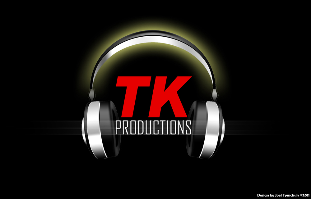 Logo Design by joel_81 - Entry No. 49 in the Logo Design Contest TKProductions Logo Re-Vamp.