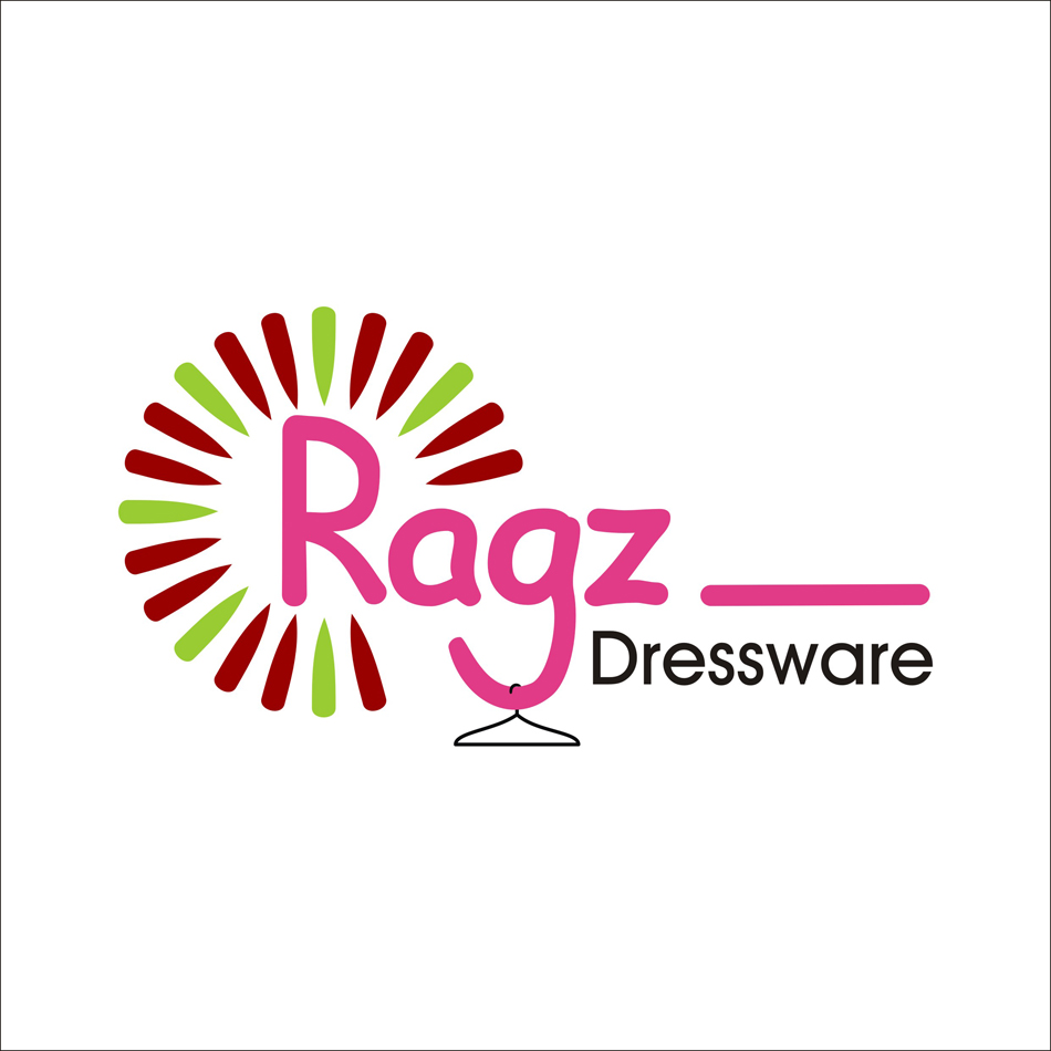 Logo Design by martinz - Entry No. 87 in the Logo Design Contest Ragz Dressware.