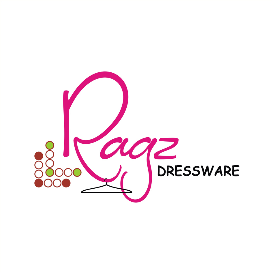 Logo Design by martinz - Entry No. 88 in the Logo Design Contest Ragz Dressware.