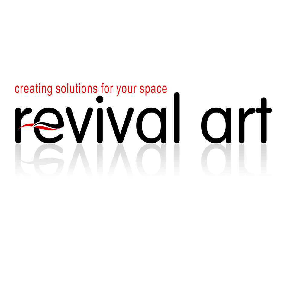 Logo Design by anees - Entry No. 156 in the Logo Design Contest Revival Art.
