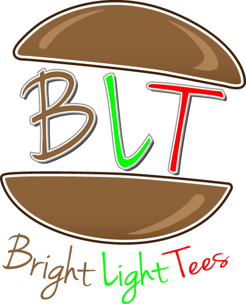Logo Design by claireb18 - Entry No. 23 in the Logo Design Contest BLT Sandwich Logo - Bread, with stacked words as filling.
