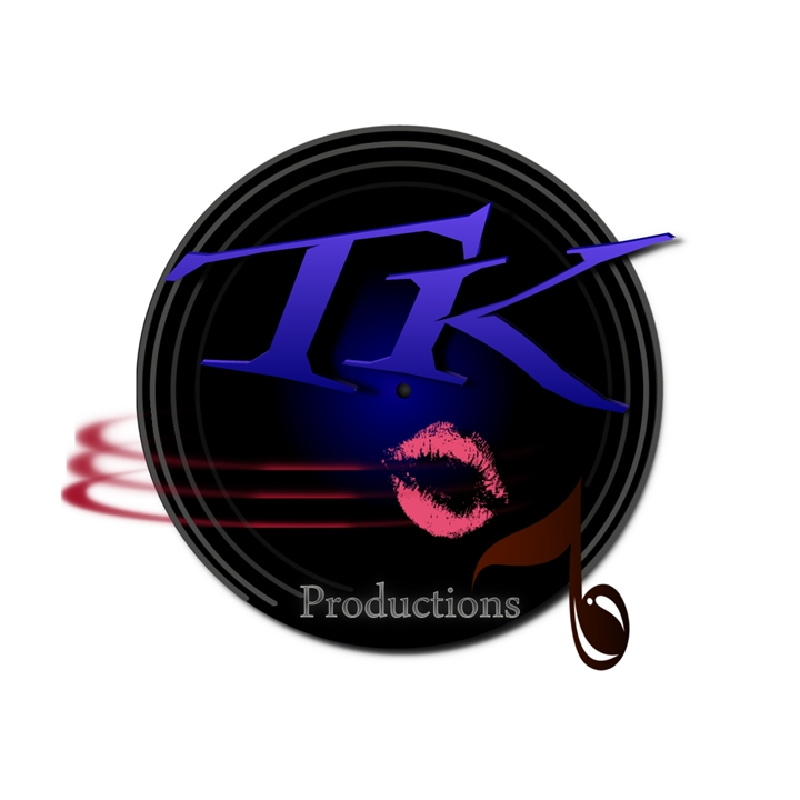 Logo Design by Chris Frederickson - Entry No. 67 in the Logo Design Contest TKProductions Logo Re-Vamp.