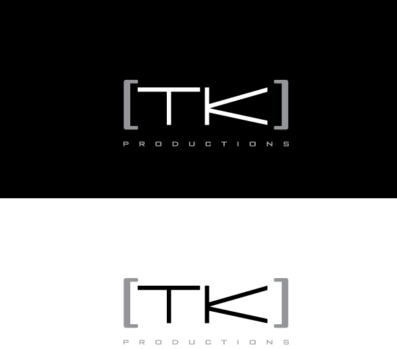 Logo Design by IconicDesign - Entry No. 68 in the Logo Design Contest TKProductions Logo Re-Vamp.