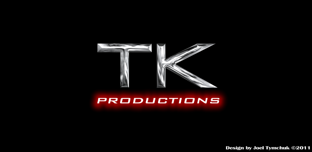 Logo Design by joel_81 - Entry No. 69 in the Logo Design Contest TKProductions Logo Re-Vamp.