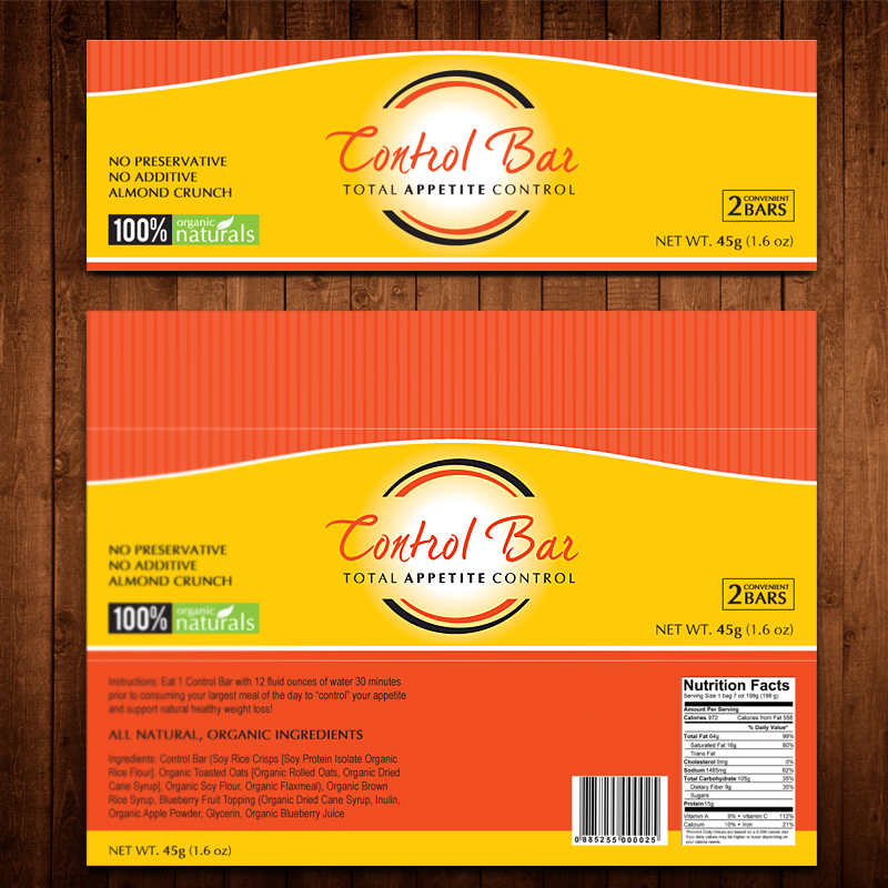 Packaging Design by Private User - Entry No. 27 in the Packaging Design Contest Logo and Packaging Design.
