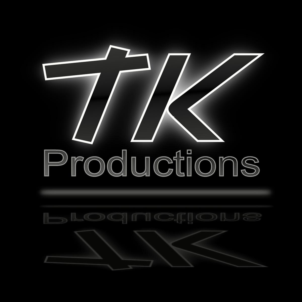 Logo Design by Joseph calunsag Cagaanan - Entry No. 83 in the Logo Design Contest TKProductions Logo Re-Vamp.