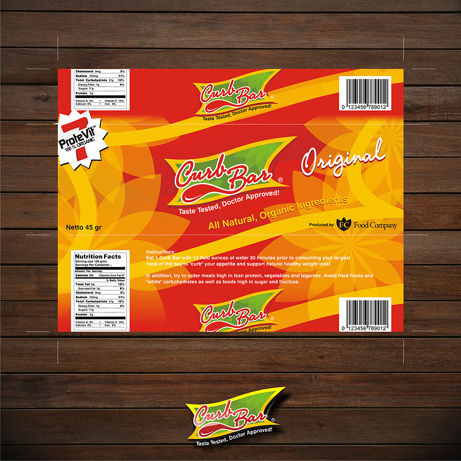 Packaging Design by Private User - Entry No. 32 in the Packaging Design Contest Logo and Packaging Design.