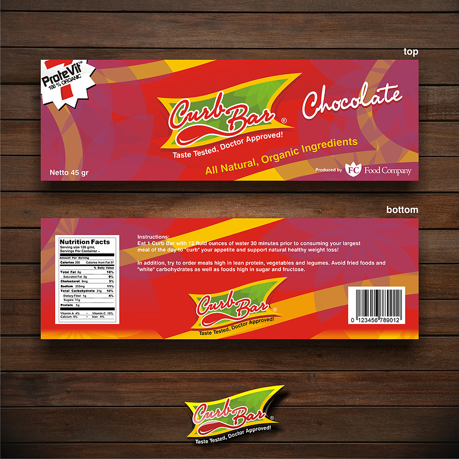 Packaging Design by Private User - Entry No. 33 in the Packaging Design Contest Logo and Packaging Design.