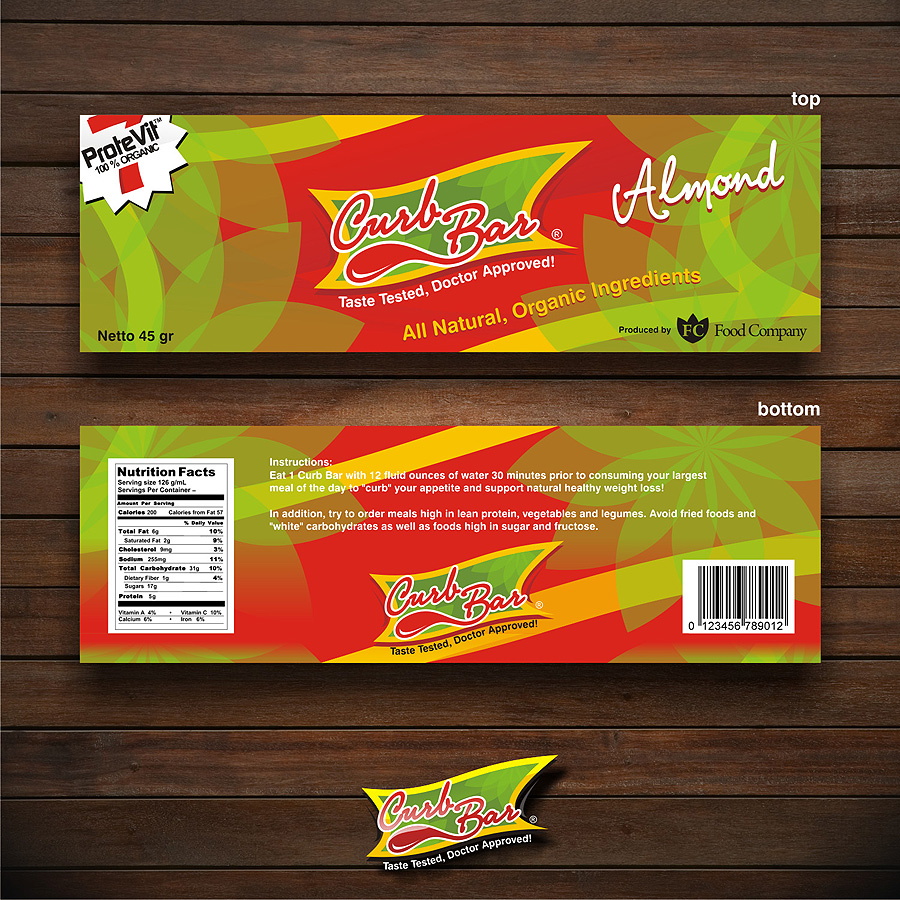 Packaging Design by Private User - Entry No. 34 in the Packaging Design Contest Logo and Packaging Design.