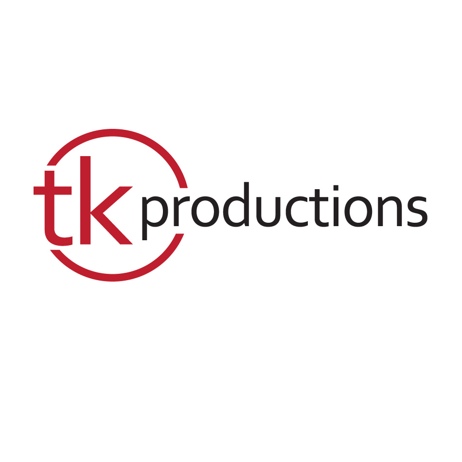 Logo Design by keekee360 - Entry No. 87 in the Logo Design Contest TKProductions Logo Re-Vamp.