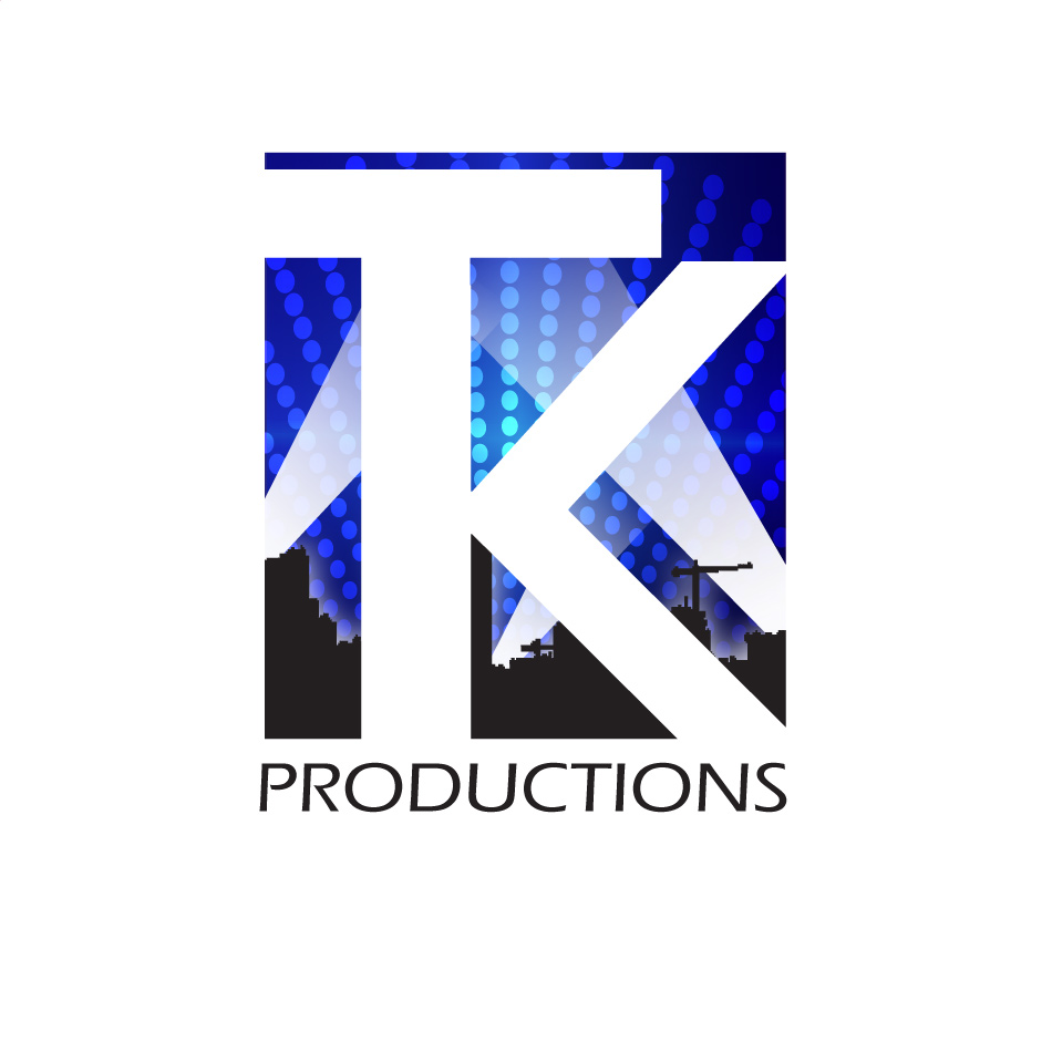 Logo Design by keekee360 - Entry No. 88 in the Logo Design Contest TKProductions Logo Re-Vamp.