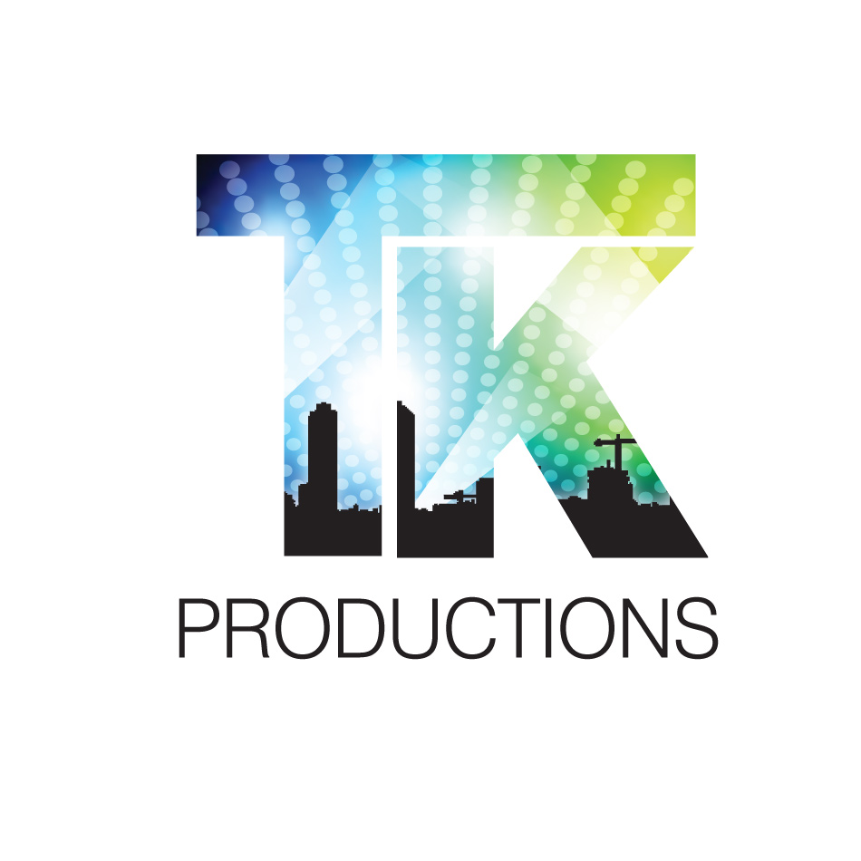 Logo Design by keekee360 - Entry No. 89 in the Logo Design Contest TKProductions Logo Re-Vamp.