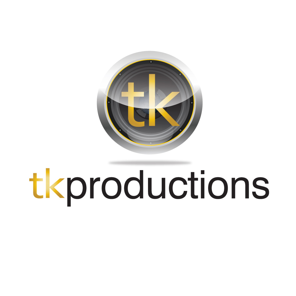 Logo Design by keekee360 - Entry No. 90 in the Logo Design Contest TKProductions Logo Re-Vamp.