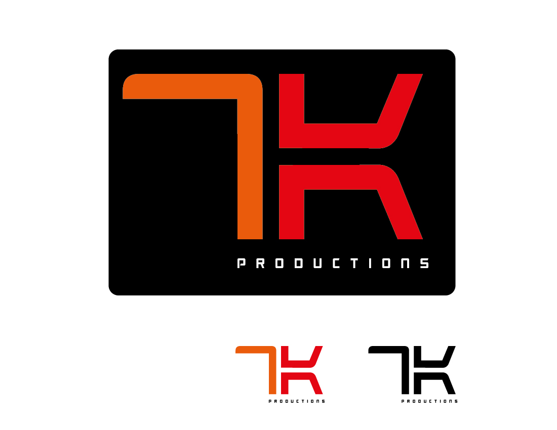 Logo Design by Magnus-DGreat - Entry No. 91 in the Logo Design Contest TKProductions Logo Re-Vamp.