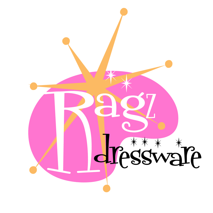 Logo Design by cindyb - Entry No. 94 in the Logo Design Contest Ragz Dressware.