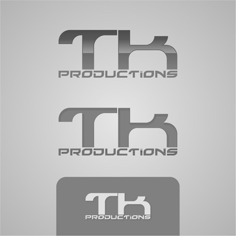 Logo Design by holejohn - Entry No. 96 in the Logo Design Contest TKProductions Logo Re-Vamp.