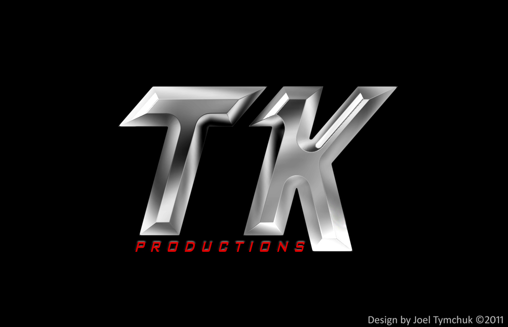 Logo Design by joel_81 - Entry No. 100 in the Logo Design Contest TKProductions Logo Re-Vamp.