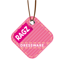 Logo Design by david.clabon - Entry No. 95 in the Logo Design Contest Ragz Dressware.