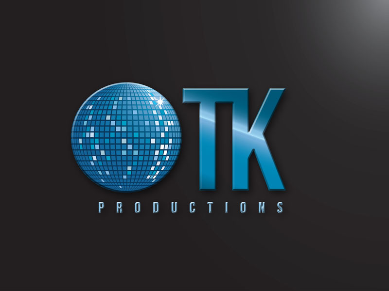 Logo Design by artemissia - Entry No. 115 in the Logo Design Contest TKProductions Logo Re-Vamp.