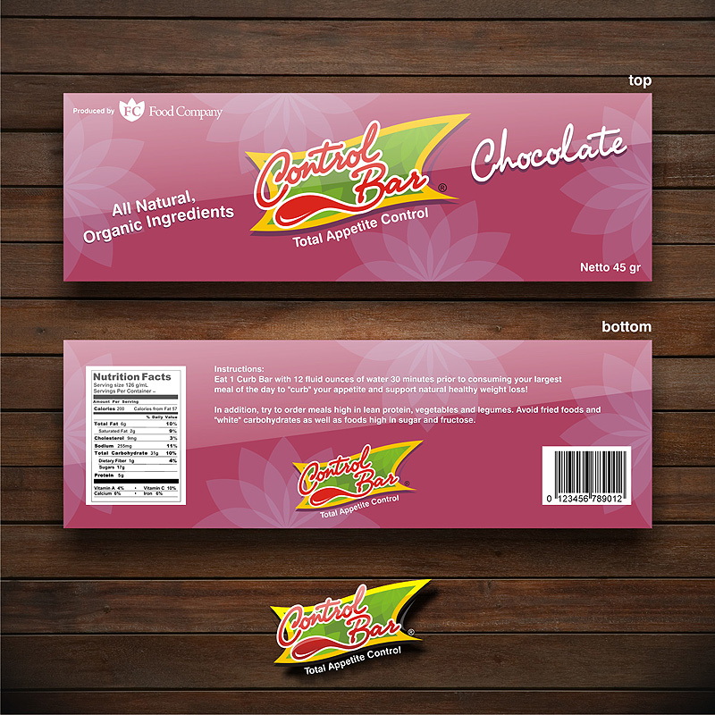 Packaging Design by Private User - Entry No. 41 in the Packaging Design Contest Logo and Packaging Design.