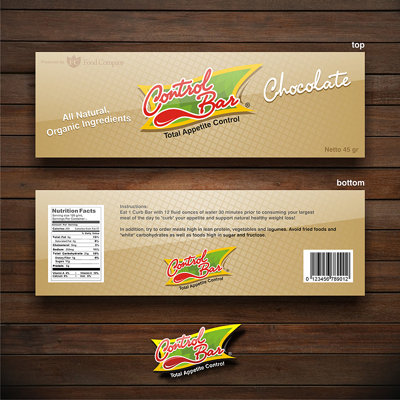 Packaging Design by Private User - Entry No. 42 in the Packaging Design Contest Logo and Packaging Design.