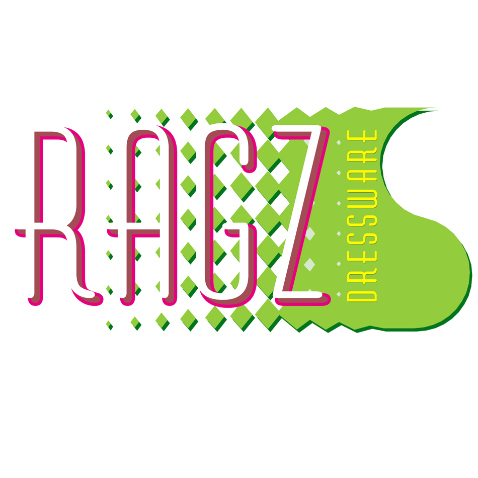 Logo Design by MindWinder-Studios - Entry No. 99 in the Logo Design Contest Ragz Dressware.