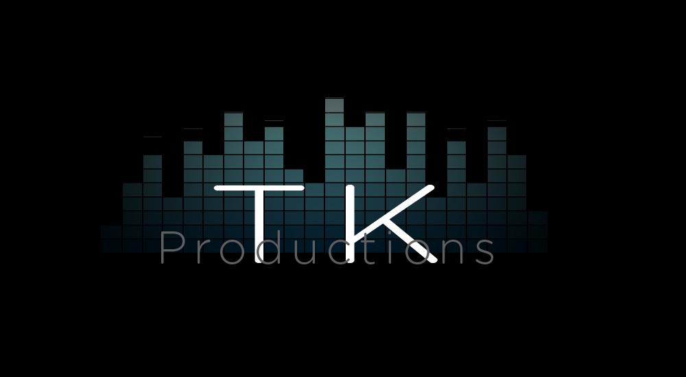 Logo Design by Mediarezstudio - Entry No. 118 in the Logo Design Contest TKProductions Logo Re-Vamp.