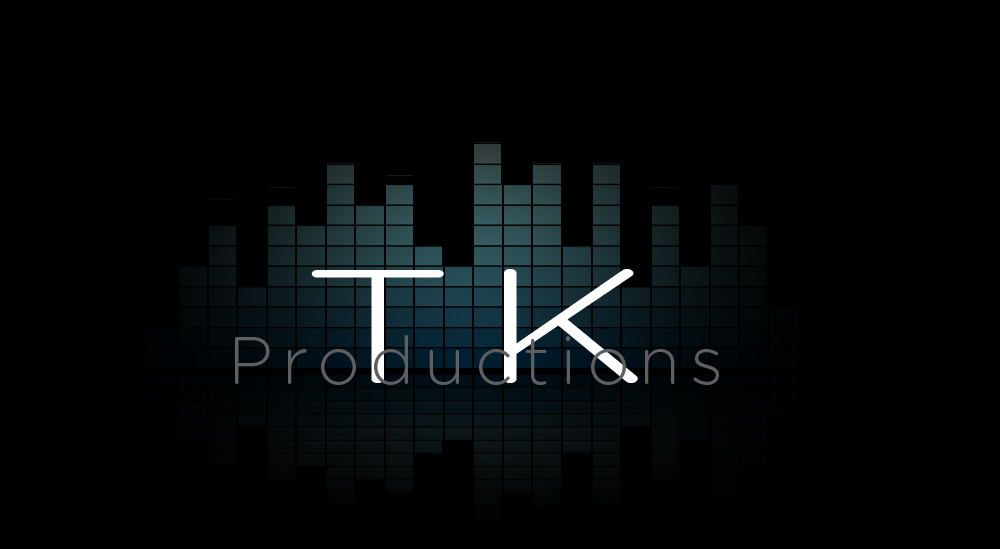 Logo Design by Mediarezstudio - Entry No. 119 in the Logo Design Contest TKProductions Logo Re-Vamp.
