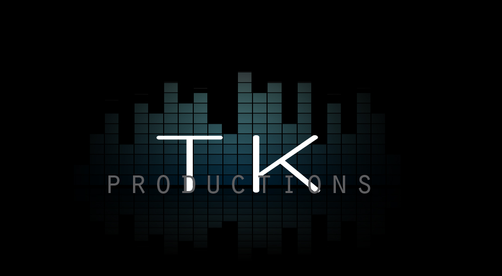 Logo Design by Mediarezstudio - Entry No. 120 in the Logo Design Contest TKProductions Logo Re-Vamp.